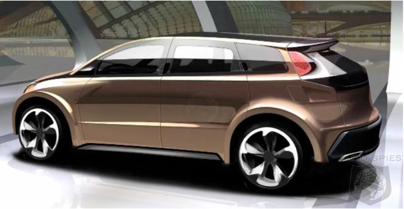 2020 Lotus Toyota Venza Concept Autospies Auto News